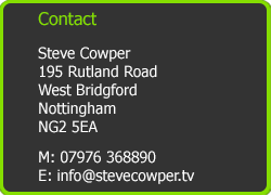 Cowper Address